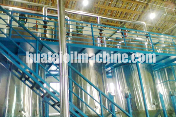 animal oil refining equipment