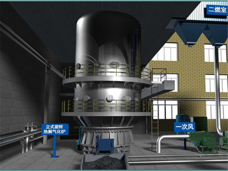 Municipal Solid Waste Treatment Equipment