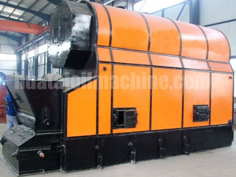 Coal/ Wood Fired Hot Water Boiler( Autoclave chain)