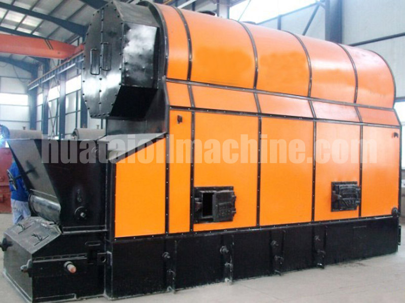 coal fired steam boiler automatic chain