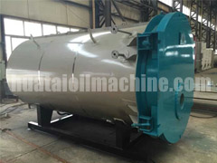 Oil/ Gas Fired Hot Water Boiler