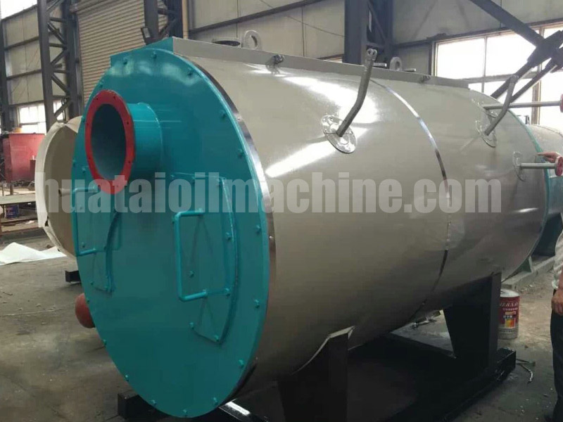 Oil Fired Hot Water Boilers Home Heating ~ Oil gas fired hot water boiler