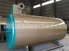 Oil / Gas Thermal Oil Heaters