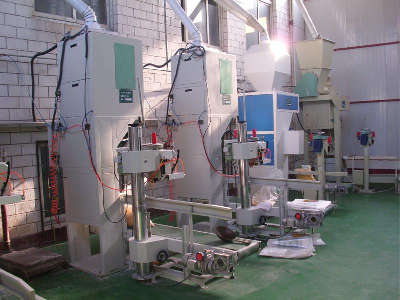 Buckwheat processing equipment - Coarse grain processing
