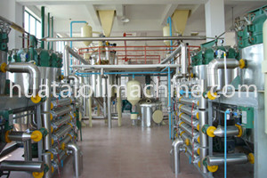 edible oil refining-deodorization