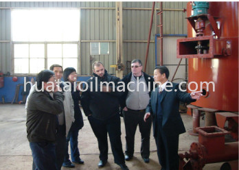 palm oil refining equipment