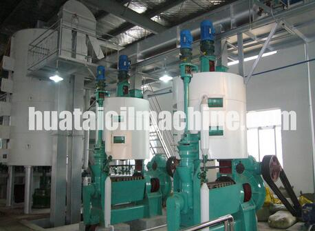 30TPD sunflower seed oil press machine