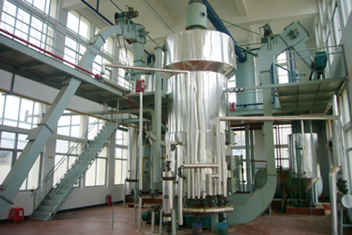 Teaseeds Cake Extraction Equipment