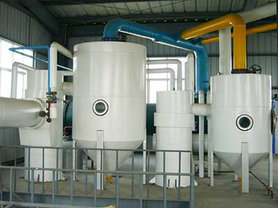 mixed-oil-evaporator