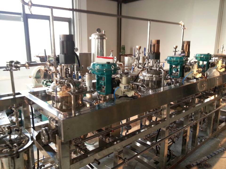 Small-scale Laboratory Oil Refining Machinery