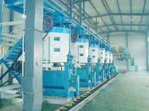 Strong-flavor Oil Pretreatment Equipment