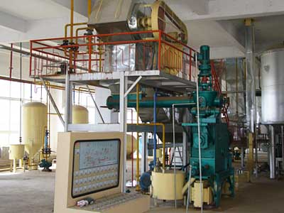 cottonseed-protein-dephenolization-equipment