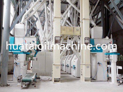 flour milling machinery